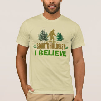 Funny Sasquatch T-Shirt