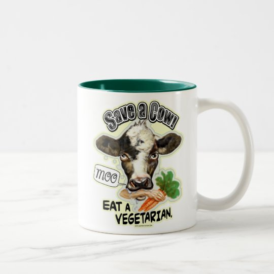 Funny Save a Cow Eat a Vegetarian Gifts