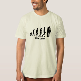 funny saxophone player T-Shirt