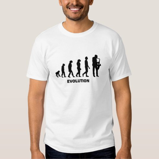 funny saxophone player t-shirts