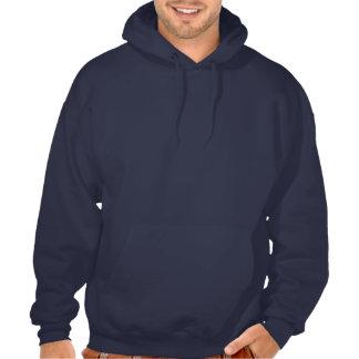 Funny Saying - I hate my job toothbrush Hooded Sweatshirt
