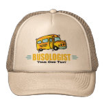 Funny School Bus Cap