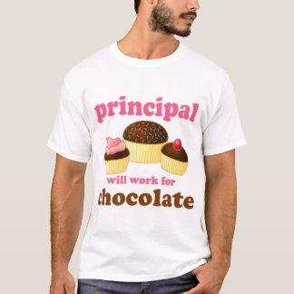 Funny School Principal T-shirt