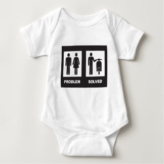 Funny Scooter Baby Bodysuit