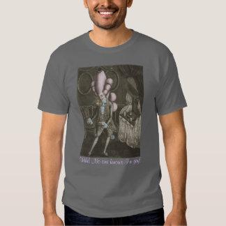 Funny Self-Outing Gay Dandy Fop Tee Shirt