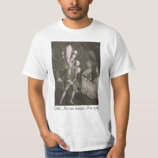 Funny Self-Outing Gay Dandy Fop Tshirt