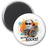 "Funny Shakespeare Slogan Gift ""Shakespeare Rocks"""