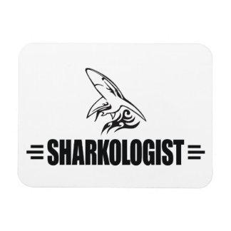 Funny Shark Magnet