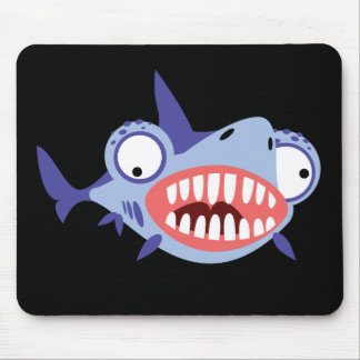 Funny Shark Mouse Mat