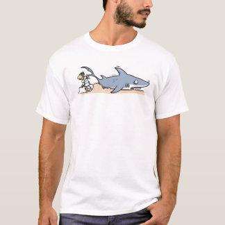 funny shark T-Shirt