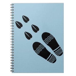 funny Sheep Shagger Notebook