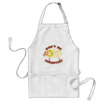 Funny Sheepish Sheep Standard Apron