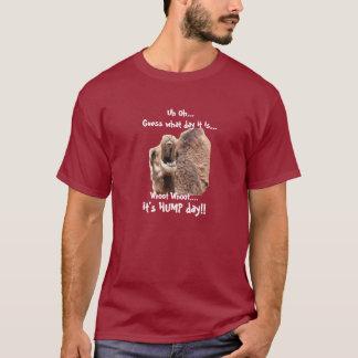 Funny Shirt,  Hump Day Camel whoot whoot! T-Shirt