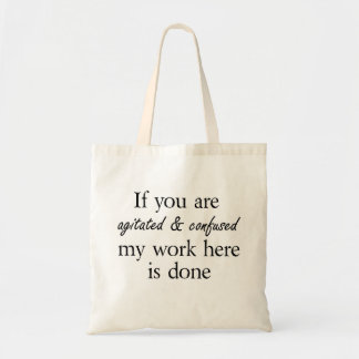 Funny shopping tote bags womens gift ideas gifts
