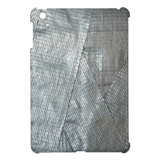 Funny Silver Duct Tape iPad Mini Case