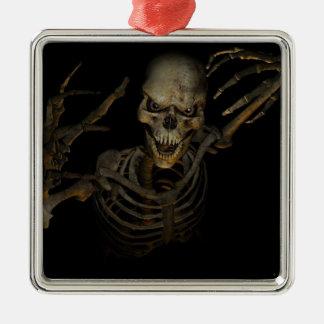 Funny Skeleton Christmas Tree Ornament