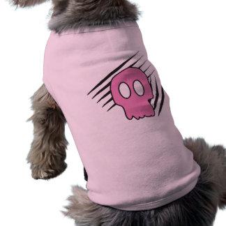 Funny skull shirt for Dogs!