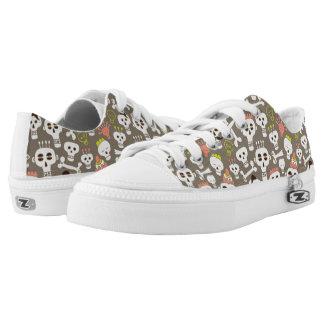 Funny Skulls Sneakers