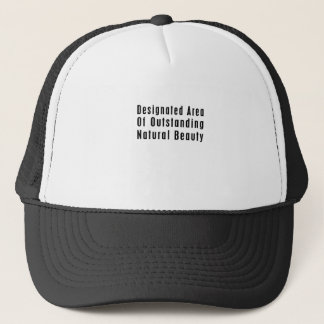 Funny slogan t shirt trucker hat