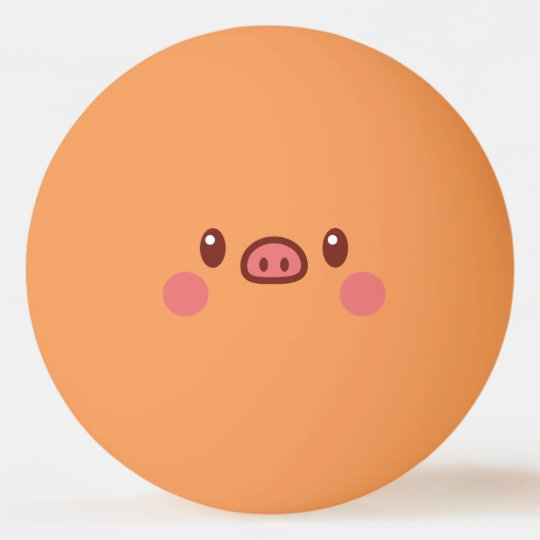 Funny Smiley Face. Emoji. Emoticon. Mr Porky! Ping