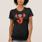 Funny Smiling Lobster T-Shirt