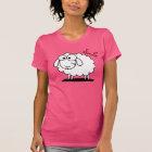 Funny smiling sheep T-Shirt