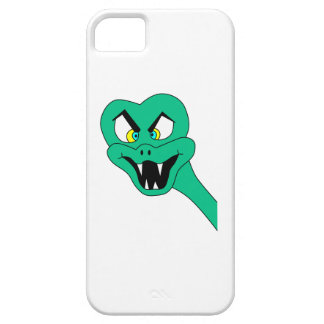 Funny Snake Cartoon. Barely There iPhone 5 Case