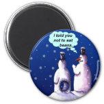 Funny Snowmen Cartoon