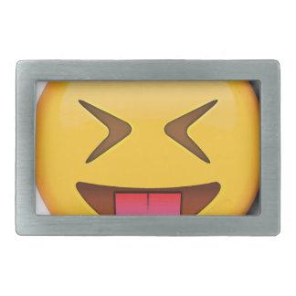 Funny Social Emoji Belt Buckles