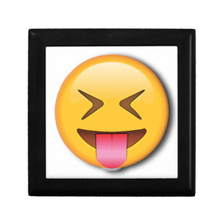 Funny Social Emoji Gift Box
