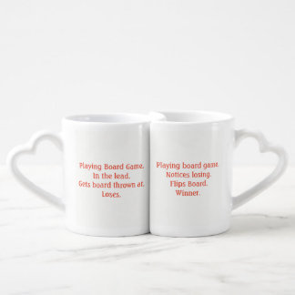 Funny Sore Loser Lovers Mugs