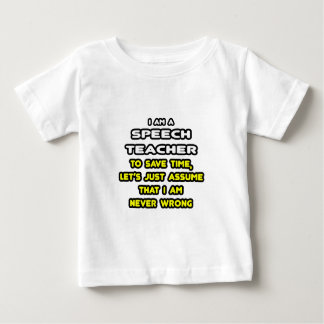Funny Speech Teacher T-Shirts and Gifts