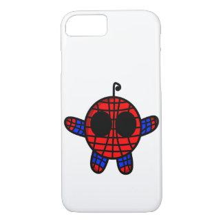 funny spideman dude iPhone 8/7 case