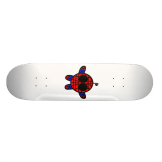 funny spideman dude skateboard decks