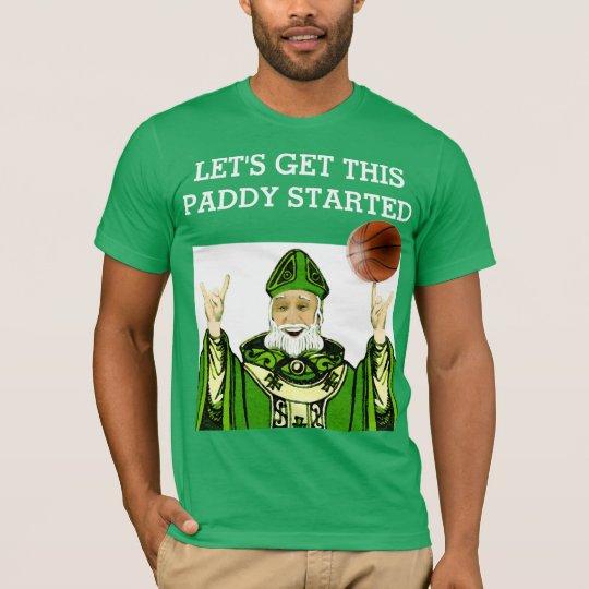 Funny St. Patrick T-Shirt