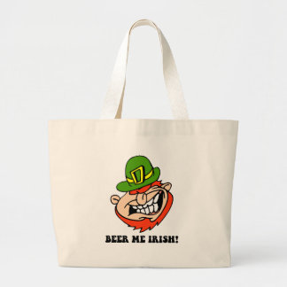 Funny St Patrick's Day Bag