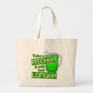 Funny St. Patrick's Day Drinking Bag