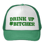 Funny St Patricks Day Drinking Cap