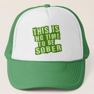 Funny St Patricks Day Drinking Humor Trucker Hat