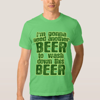 Funny St. Patrick's Day Drinking Shirts