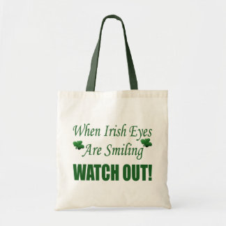 Funny St. Patrick's Day Gift Bags