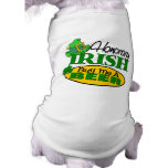 Funny St. Patrick's Day Gift Pet T-shirt