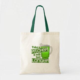 Funny St. Patrick's Day Irish Bags