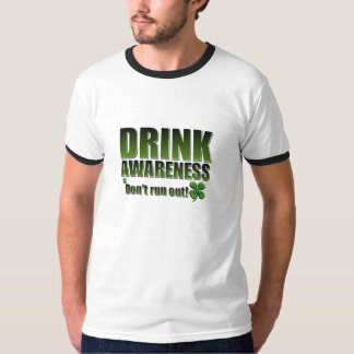 Funny St Patrick's Day T-shirt Customisable