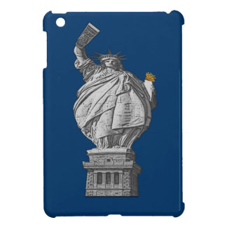 Funny statue of liberty iPad mini covers