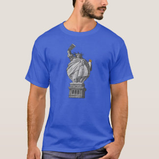 Funny statue of liberty T-Shirt