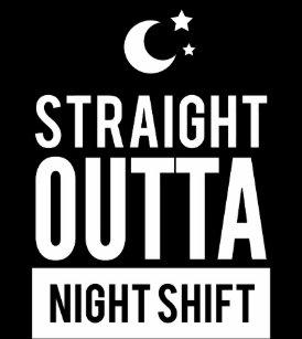 Night Shift Nurse Accessories | Zazzle co uk