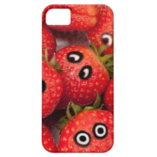 Funny strawberries. iPhone 5 covers