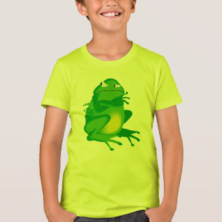 FUNNY SULKING FROG T-Shirt