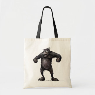 Funny Super Ape Tote Bag